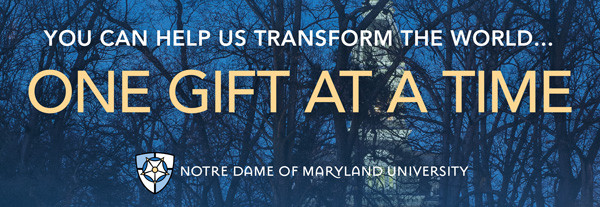 You can help us transform the world... one gift at a time.