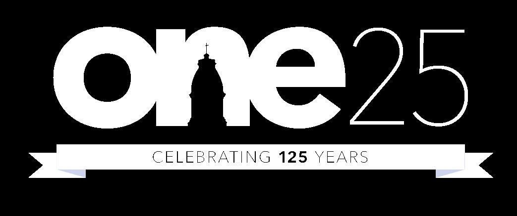 125 Anniversary Logo