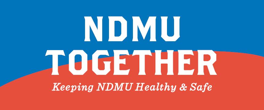 NDMU Together Banner