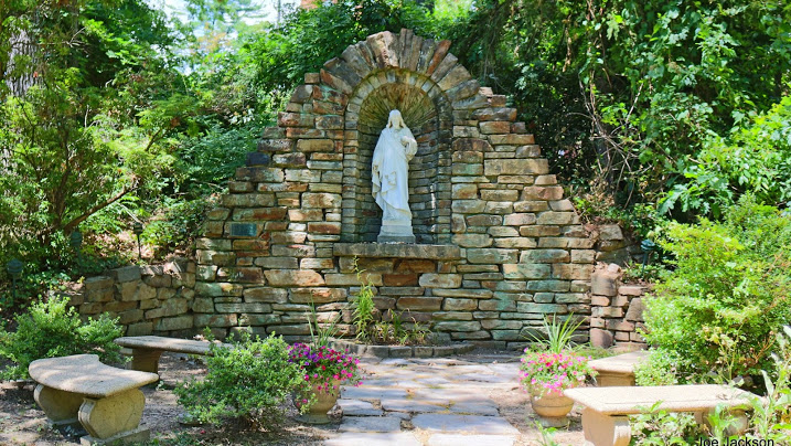Grotto of the Sacred Heart
