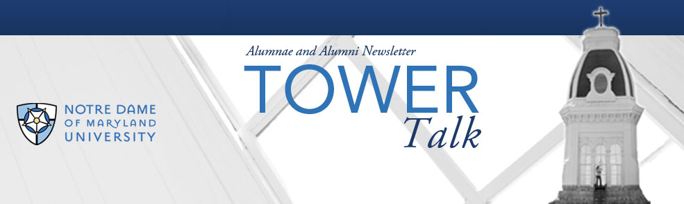 Tower Talk e-newsletter header