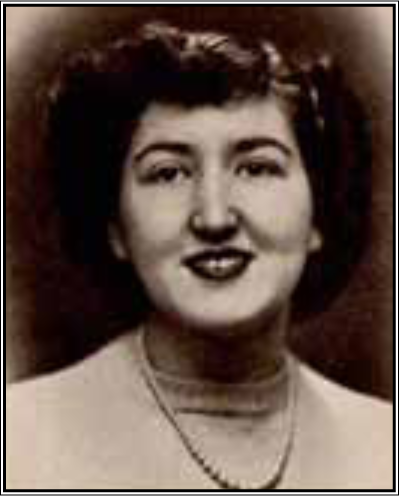 Mary Jane McManus portrait