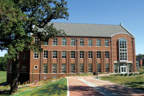university academic building