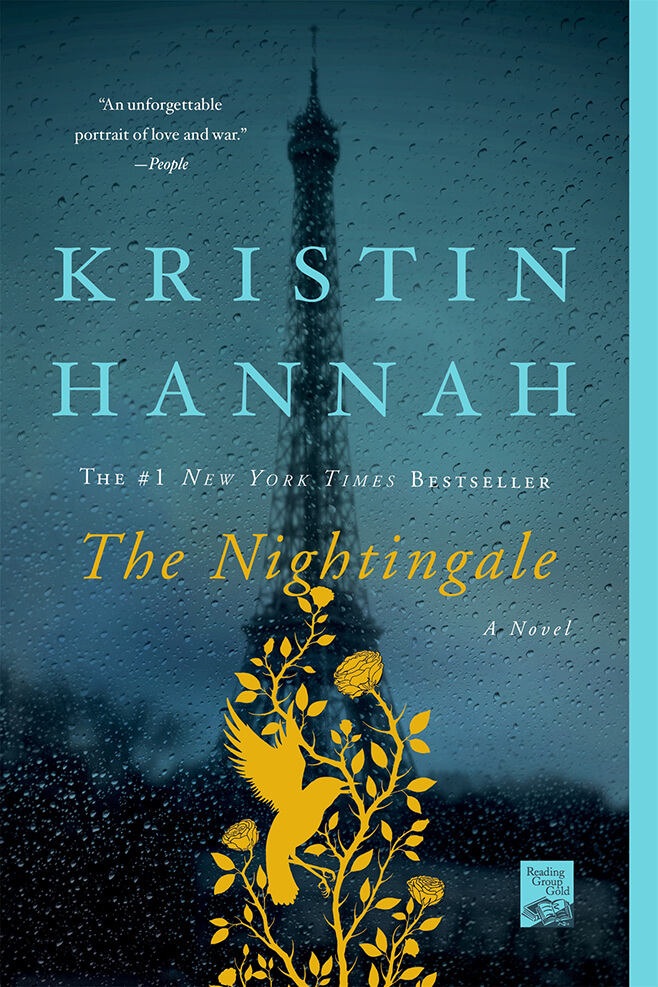 The Nightingale book jacket