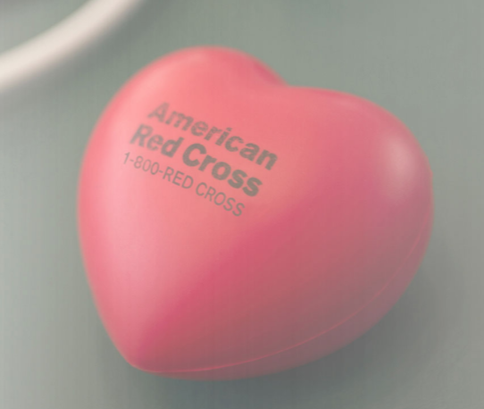 red cross heart