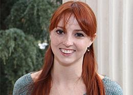 Headshot of Hannah Walborn