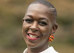 headshot of Arnelle Quashie