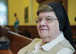 Sister Paulette Doyas