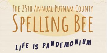 Spelling bee poster