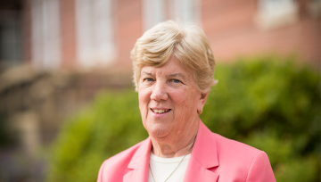 Sister Sharon Slear named VPAA