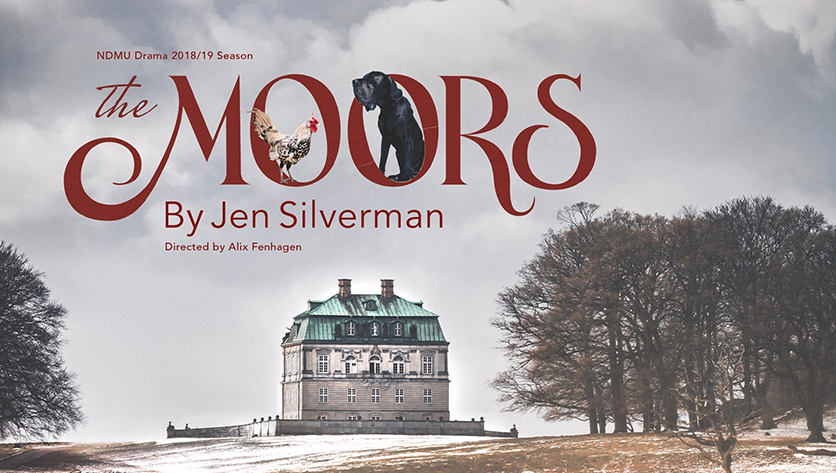The Moors poster