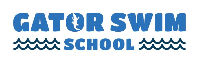 Gator Swim School logo