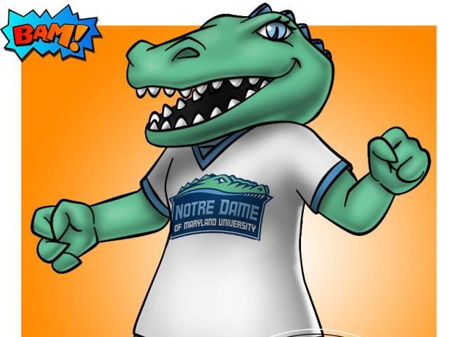University mascot, Gabby Gator