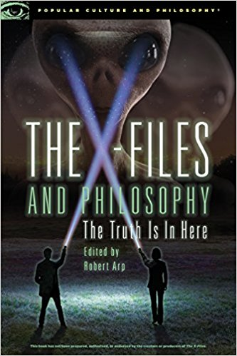 X-Files book cover